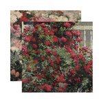 Reminisce - Impressions Collection - 12 x 12 Double Sided Paper - Impressions Two