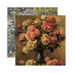 Reminisce - Impressions Collection - 12 x 12 Double Sided Paper - Impressions Four