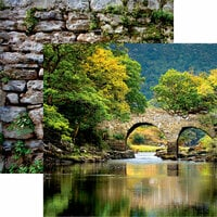 Reminisce - Ireland Collection - 12 x 12 Double Sided Paper - Killarney National Park