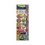 Reminisce - Labels Classique Collection - Cardstock Stickers - Combo