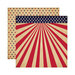 Reminisce - Let Freedom Ring Collection - 12 x 12 Double Sided Paper - Let Freedom Ring