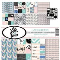 Reminisce - Life Is Good Collection - 12 x 12 Collection Kit