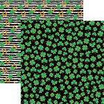 Reminisce - Lucky Irish Collection - 12 x 12 Double Sided Paper - Lucky Irish