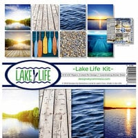 Reminisce - Lake Life Collection - 12 x 12 Collection Kit