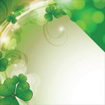 Reminisce - Lucky Collection - 12 x 12 Double Sided Paper - Lucky Day