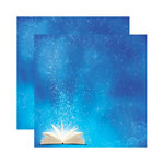 Reminisce - Magical Collection - 12 x 12 Double Sided Paper - Magical Story