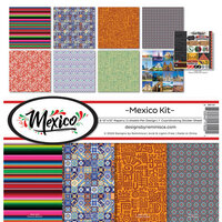 Reminisce - Mexico Collection - 12 x 12 Collection Kit