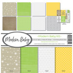 Reminisce - Modern Baby Collection - 12 x 12 Collection Kit