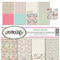 Reminisce - Mom's Life Collection - 12 x 12 Collection Kit