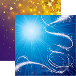 Reminisce - Magical Too Collection - 12 x 12 Double Sided Paper - Pure Magic