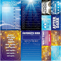 Reminisce - Magical Too Collection - 12 x 12 Cardstock Stickers - Poster