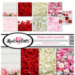 Reminisce - Made with Love Collection - 12 x 12 Collection Kit