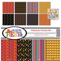 Reminisce - Mexican Fiesta Collection - 12 x 12 Collection Kit