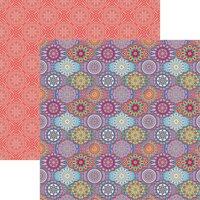 Reminisce - Namaste Collection - 12 x 12 Double Sided Paper - Namaste