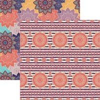 Reminisce - Namaste Collection - 12 x 12 Double Sided Paper - Balance