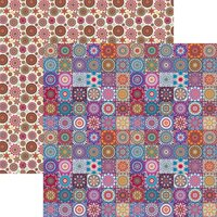 Reminisce - Namaste Collection - 12 x 12 Double Sided Paper - Breathe