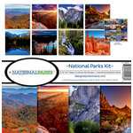 Reminisce - National Parks Collection - 12 x 12 Collection Kit