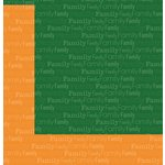 Reminisce - Our Family Collection - 12 x 12 Double Sided Paper - Family
