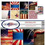 Reminisce - Old Glory Collection - 12 x 12 Collection Kit