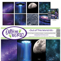 Reminisce - Out of this World Collection - 12 x 12 Collection Kit