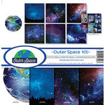Reminisce - Outer Space Collection - 12 x 12 Collection Kit