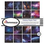 Reminisce - 12 x 12 Paper Pad - Galaxy