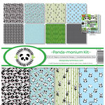 Reminisce - Panda-monium Collection - 12 x 12 Collection Kit