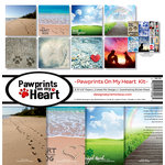 Reminisce - Pawprints On My Heart Collection - 12 x 12 Collection Kit
