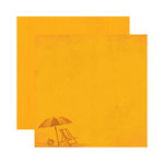 Reminisce - Paradise Collection - 12 x 12 Double Sided Paper - Paradise Found