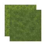 Reminisce - Paradise Collection - 12 x 12 Double Sided Paper - Paradise Palms