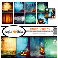 Reminisce - Pumpkin Hallow Collection - 12 x 12 Collection Kit