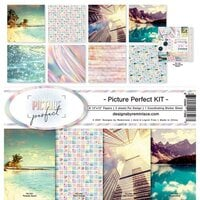 Reminisce - Picture Perfect Collection - 12 x 12 Collection Kit