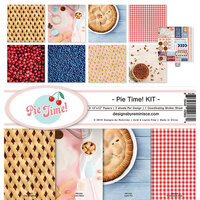 Reminisce - Pie Time Collection - 12 x 12 Collection Kit