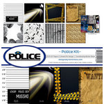 Reminisce - Police Collection - 12 x 12 Collection Kit