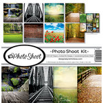 Reminisce - Photo Shoot Collection - 12 x 12 Collection Kit