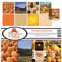 Reminisce - Pumpkin Patch Collection - 12 x 12 Collection Kit