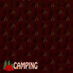 Reminisce - 12 x 12 Paper - Camping