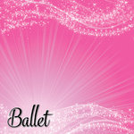 Reminisce - 12 x 12 Paper - Ballet 2