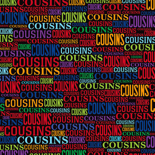Reminisce Our Family Grandchildren//Cousins Scrapbook Paper 5 Sheets