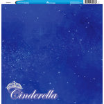 Reminisce - Customs Collection - 12 x 12 Single Sided Paper - Cinderella 1