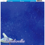 Reminisce - Customs Collection - 12 x 12 Single Sided Paper - Cinderella 2