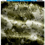 Reminisce - Camo Prints Collection - 12 x 12 Single Sided Paper - Camouflage 3