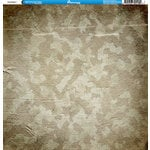 Reminisce - Camo Prints Collection - 12 x 12 Single Sided Paper - Camouflage 4