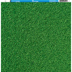 Reminisce - Golf Collection - 12 x 12 Double Sided Paper - Turf