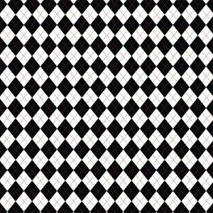 Reminisce - Real Magic - Disney - 12x12  Paper - Magic Plaid