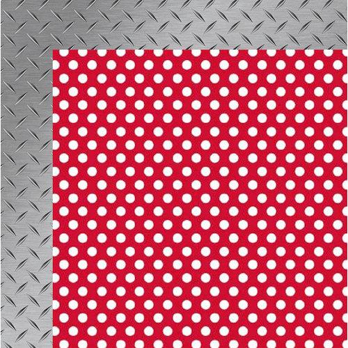 Reminisce - Real Magic - Disney - 12x12  Paper - Magic Polka Dots