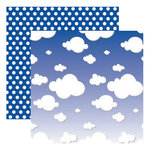 Reminisce - Real Magic Collection - 12 x 12 Double Sided Paper - Magical Day