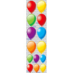 Reminisce - Real Magic Collection - Disney - Chipboard Stickers - Balloon