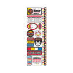 Reminisce - Real Magic Collection - Cardstock Stickers - Combo