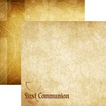 Reminisce - Rites of Passage Collection - 12 x 12 Double Sided Paper - First Communion